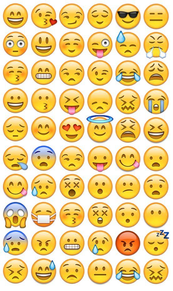 emojis iphone - Pesquisa Google