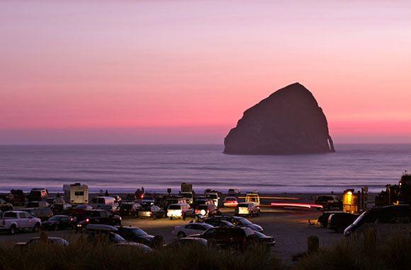 Seaside Escapes - Pacific City, Oregon - SmarterTravel.com (Photo: mathowie via flickr/CC Attribution)