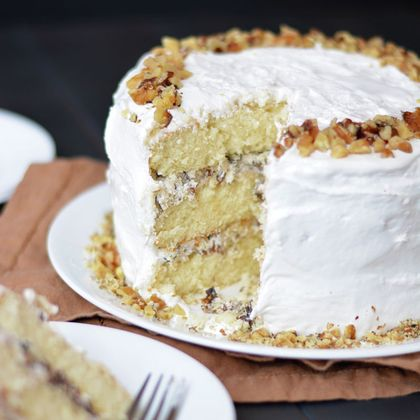 My love of literature is again rewarded with this week's Throwback Thursday recipe, the Lady Baltimore Cake. Novelist Owen Wister created a character, Lady Baltimore, who created a cake, also dubbe...