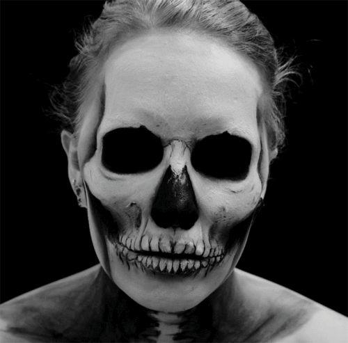enrHedando: Maquillate y hazte Efectos Especiales para Halloween