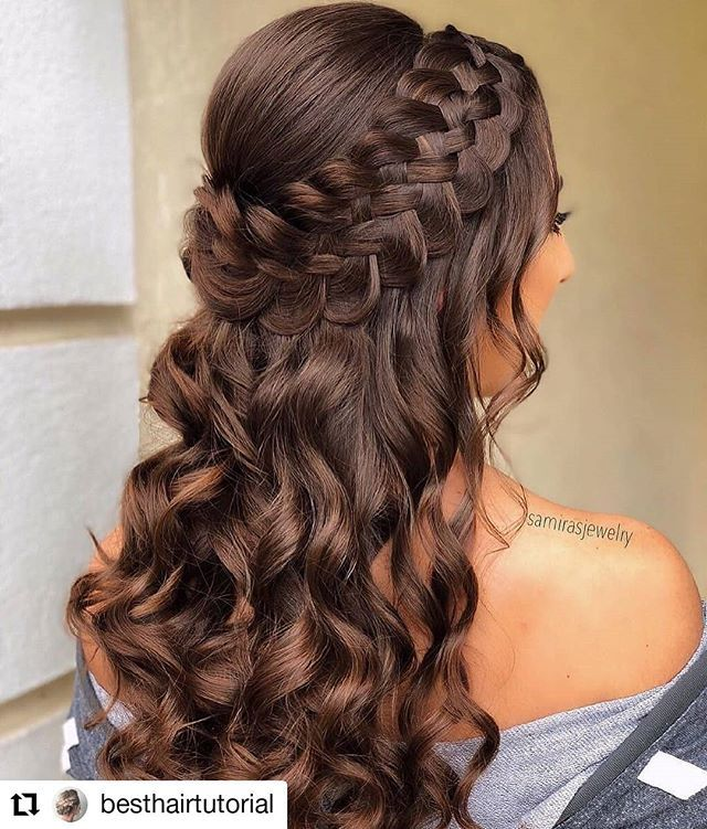 Hair Style From Besthairtutorial Hair Styles From Instagram Hair Styles Down Hairstyles For Long Hair Hair