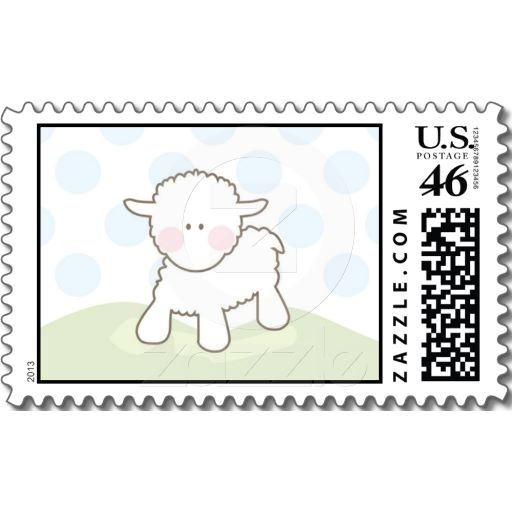 Baby Shower Stamps 66 Cents ~ Best baby shower borrego images on pinterest sheep