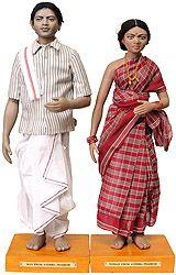 Man and Woman from Andhra Pradesh
