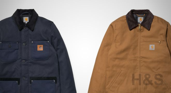 Brand Feature: Carhartt Work in Progress - http://hunterandsons.com/style/brand-feature-carhartt-work-in-progress/