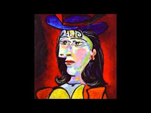 Picasso at work - YouTube