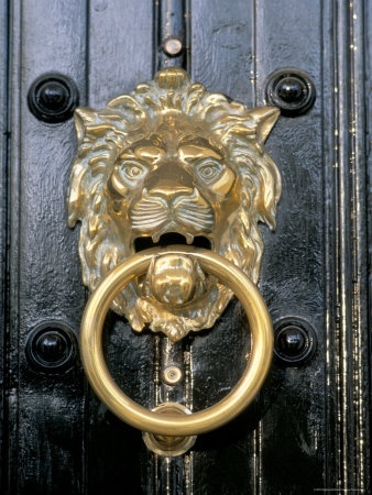 Knocker, South Kensington