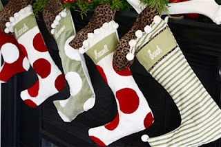 How To Get Your Stockings To Hang Straight