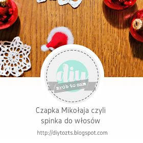#DIY #TUTORIAL #handmade #MIKOŁAJ