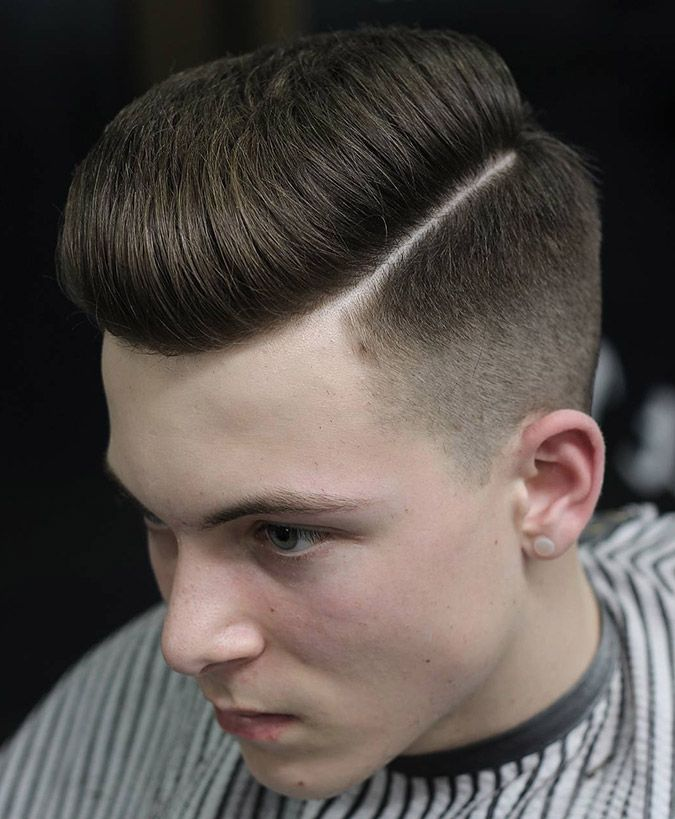 Pompadour Hairstyles 20 Best Pompadour Hairstyle For Men Images On Pinterest  Men Hair