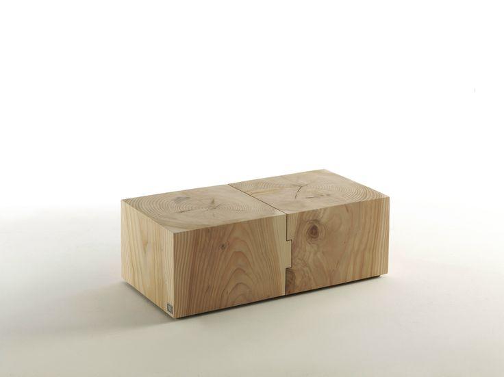 eco block square coffee table