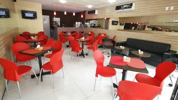 Cafeterias modernas pesquisa google cafeterias for Cafeterias modernas