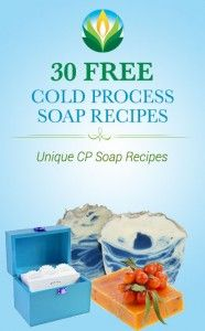 A great collection of Cold Processed Soap Recipes