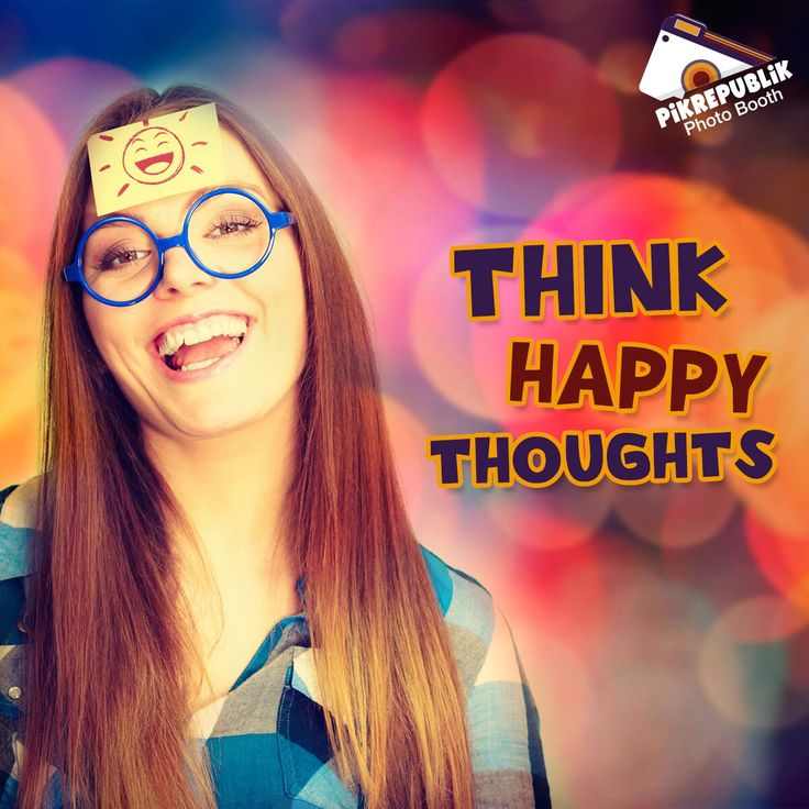 Positive thinking keeps us healthy and happy. www.pikrepublik.com  #Fotoexperiencias  #Sonrisasinstantáneas #photobooth #smile #photoboothfun #pikusa #pikcolombia #fotocabina #fotocabinacolombia #events