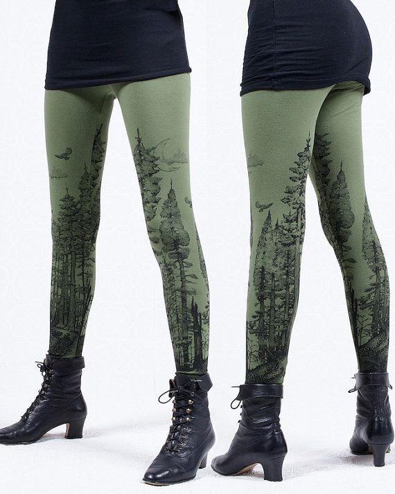 Puma Rebel leggings. Features an allover abstract reptile print. Gold foil Puma screened at the leg. Stretch fit with a wide elasticized waistband.