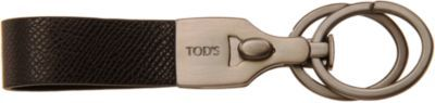 TOD'S Valet Parking Classic Key Chain. #tods #bags #leather #