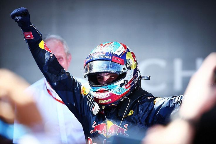 Max Verstappen youngest F1 winner - Spanish GP