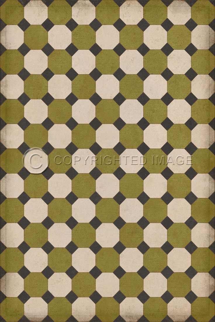 1000+ images about vintage vinyl floor cloths on Pinterest - ^