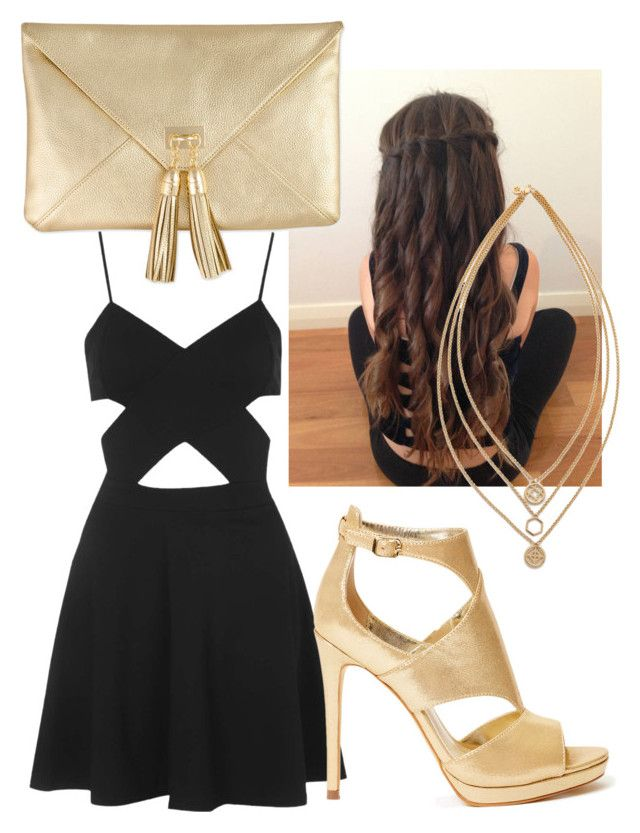 167 by ginette1999 on Polyvore featuring polyvore, mode, style, Topshop, GUESS, Tory Burch, fashion, women's clothing, women's fashion, women, female, woman, misses and juniors