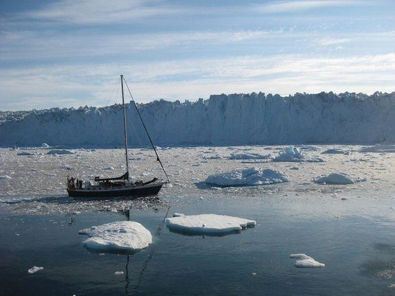 Image Gallery: Greenland's Melting Glaciers