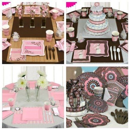 pink and brown baby shower on pinterest pink brown baby showers