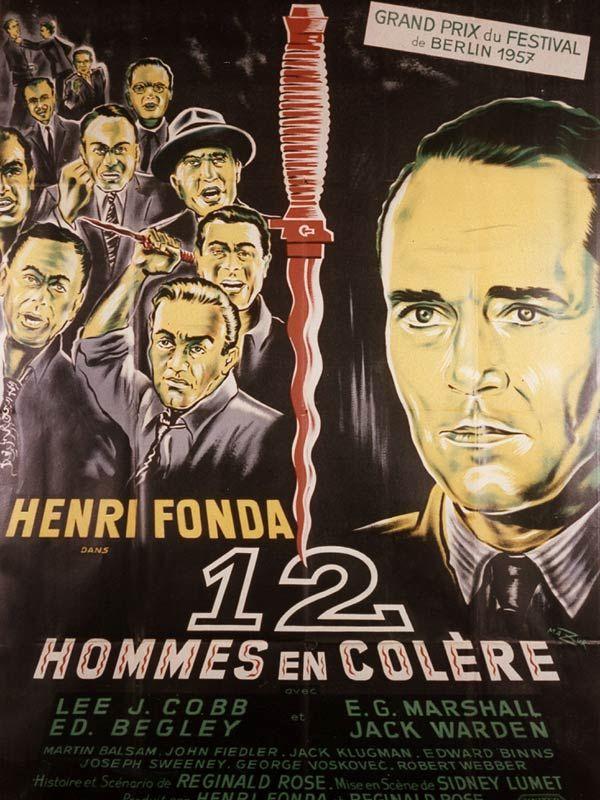 12 hommes en colère - la critique et le test blu-ray du classique de Sidney Lumet