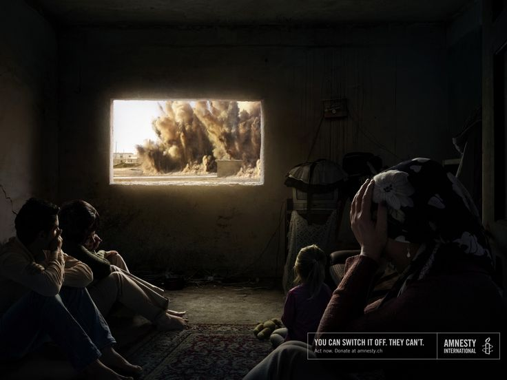 Clio Awards Winning Ad by Ogilvy & Mather for Amnesty International