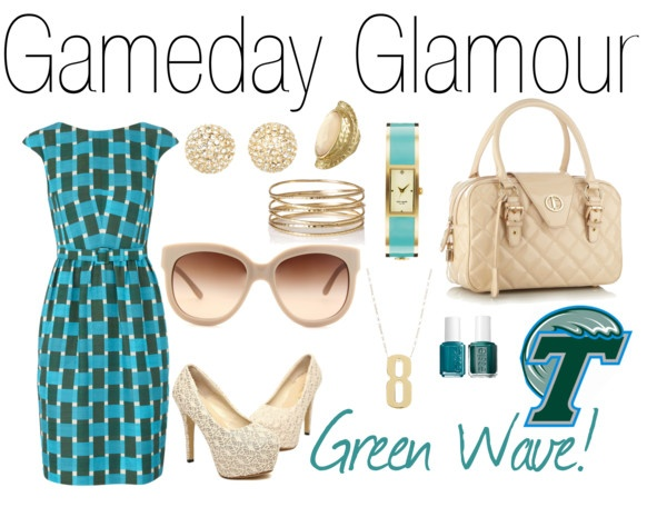 Gameday Glamour Tulane
