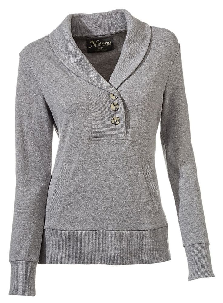 Natural Reflections Shawl Collar Pullover for Ladies | Bass Pro Shops: The Best Hunting, Fishing, Camping & Outdoor Gear