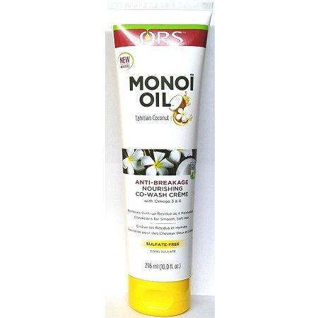 ORS Monoi Oil Anti Breakage Nourishing Co-Wash Creme 10 oz  $4.49   Visit www.BarberSalon.com One stop shopping for Professional Barber Supplies, Salon Supplies, Hair & Wigs, Professional Product. GUARANTEE LOW PRICES!!! #barbersupply #barbersupplies #salonsupply #salonsupplies #beautysupply #beautysupplies #barber #salon #hair #wig #deals #sales #ORS #MonoiOil #AntiBreakage #Nourishing #CoWash #Creme