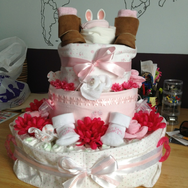 17 best images about parties and events on pinterest baby showers future baby and words - Gateau pour bebe 1 an ...