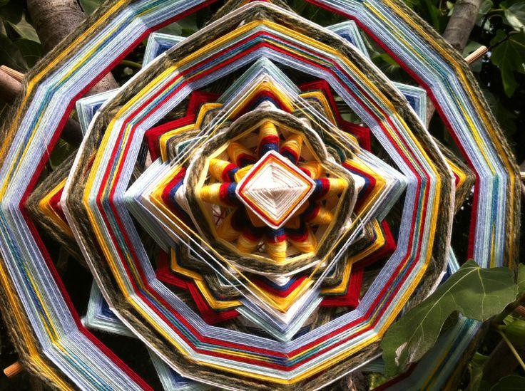 5 Elements Mandala * Mandala dei 5 Elementi