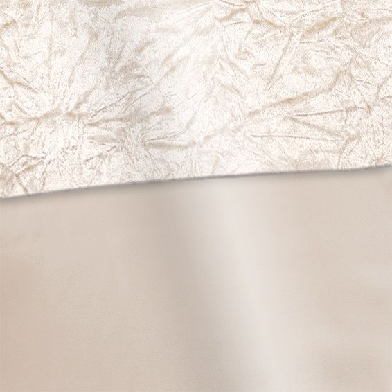 Chamonix Lavish Cream Roman Blind from Blinds 2go