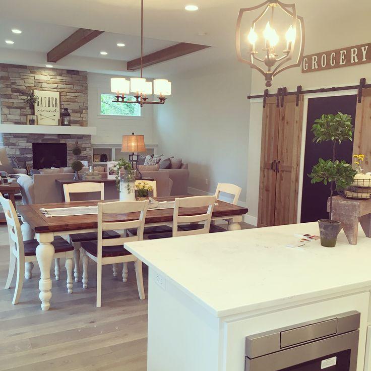 Interior Design Open Kitchen Living Room: Best 96 Design Projects Ideas On Pinterest