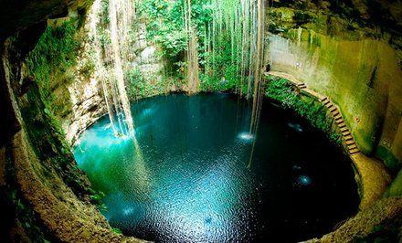imagen para Tour Chichen Itzá con cenote + transporte + comida buffet 27% off