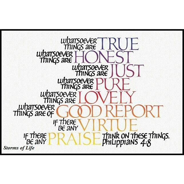 Philippians 4:8 12-8-13