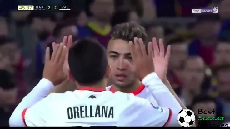 Barcelona vs Valencia 4-2 All Goals & Highlights 2 - Best Soccer Matches