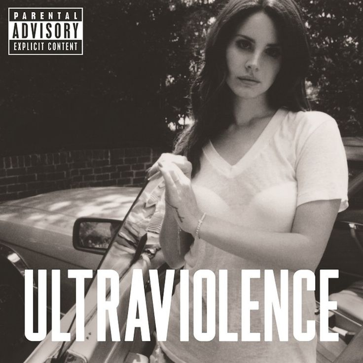 Lana Del Rey - Ultraviolence on 2LP