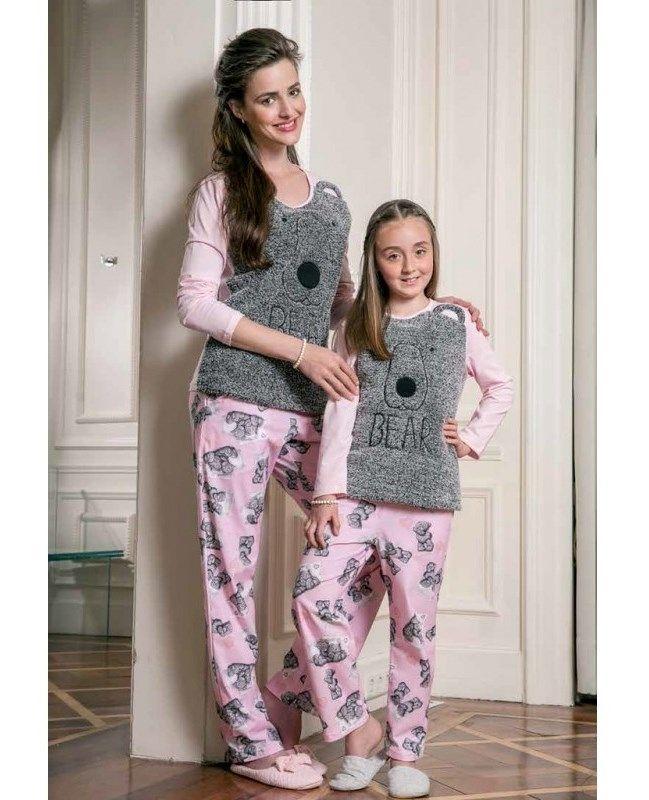 Yeni İnci BPJ 1020 Bayan Pijama Takım #BayanPijama #OnlineBayanPijama #2017BayanPijama #BayanGiyim #EvGiyimi #KışlıkBayanPijama #YeniSezon #Sonbahar #markhacom #PolarPijama #AnneKızKombin