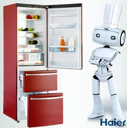 Ψυγείο: Εκεί που όλα τα ωραία (γεύματα) ξεκινούν! :)  #HaierGR #Fridge #Cooking