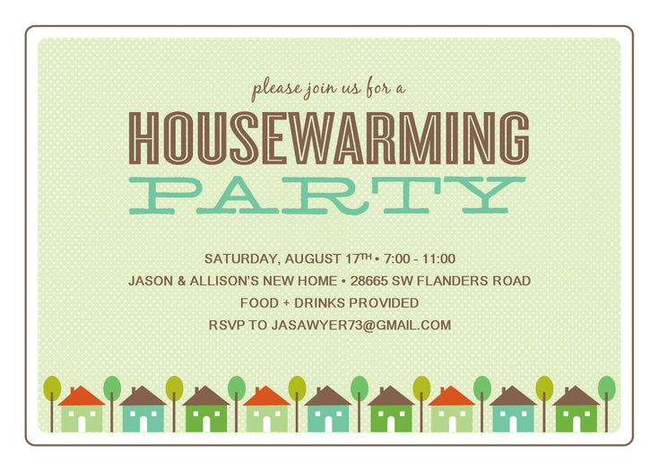 Housewarming Party Invitations Free Template u2013 InviteTown Party - free template for party invitation