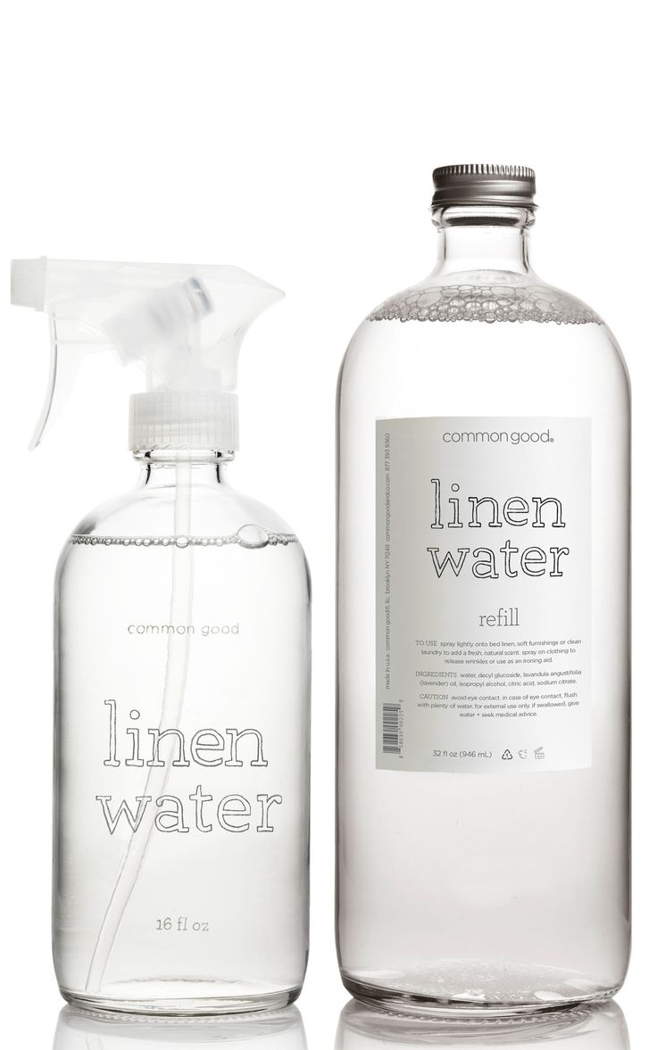 New! A convenient duo for those who enjoy fresh linens! - scented with 100% pure lavender essential oil - spray lightly onto bed linen and furnishings to add a fresh, light scent - lightly spray cloth
