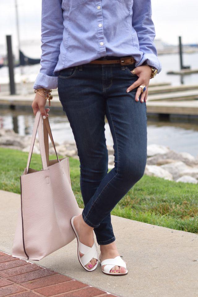 A Day In The Lalz - Denim on Denim Fashion Blog-Modesty-Hijab-Denim-Summer