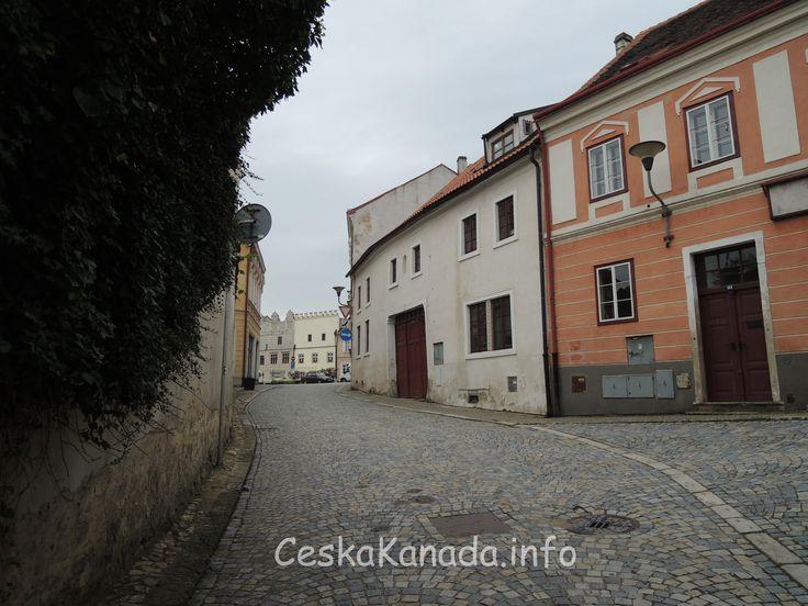 Slavonice - Romantika starých uliček