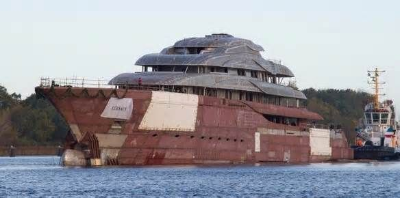 Moran Yacht