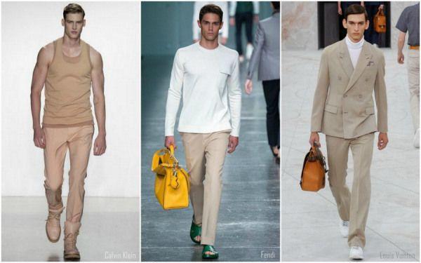 Neutrals, Spring / Summer 2015 Fashion Trends for Men, TDG Magazine, Mens Fashion Trends 2015, Latest Mens Fashion
