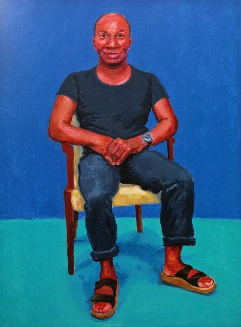 David Hockney, Earl Simms on ArtStack #david-hockney #art