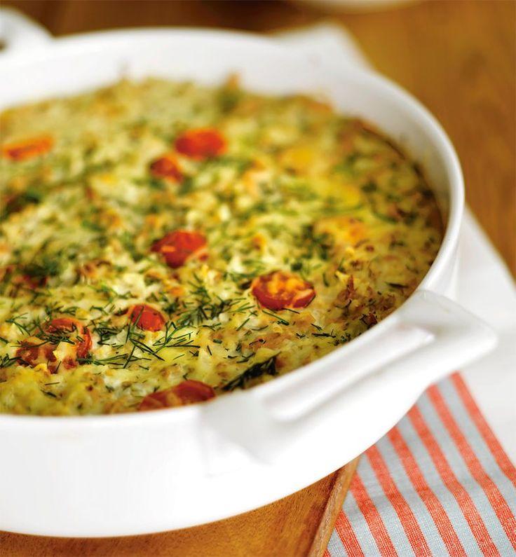 Tonnikala-riisilaatikko | Kodin Kuvalehti