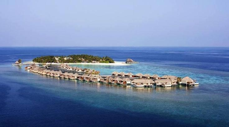 The Dazzling W Retreat and Spa, Maldives