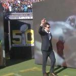 Tom Brady booed at Super Bowl 50 MVP ceremony - http://blog.clairepeetz.com/tom-brady-booed-at-super-bowl-50-mvp-ceremony/