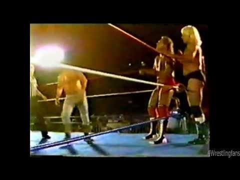 NWA Wrestling Crockett Cup 1986